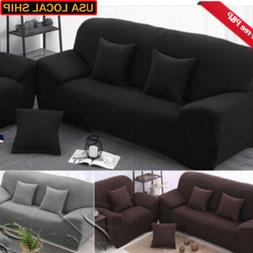 1-3 Seater Stretch Loveseat Sofa Couch Protect Cover Slipcov