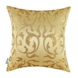 CaliTime Pillow Covers Case for Couch Sofa Home Decor Vintag