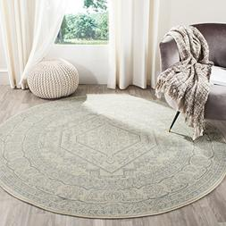 Safavieh Adirondack Collection ADR108S Ivory and Slate Orien