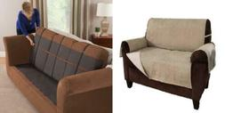 Link Shades Anti-Slip Grip Sofa and Couch Protector, Cover,