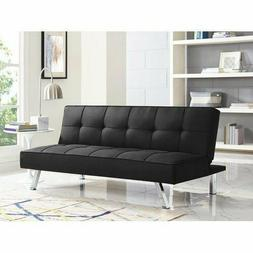 Serta Chelsea Convertible Sofa Sleeper Futon Dorm Couch/Bed