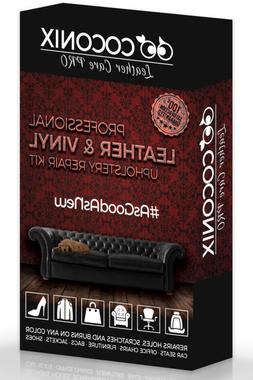 Coconix Upholstery, Vinyl and Leather Repair Kit - Furniture
