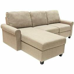 Serta at Home Copenhagen Right Facing Reclining Sectional in