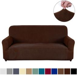 Couch Cover Stretch 1-Piece Oversized Sofa Slipcover Jacquar