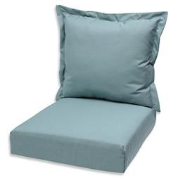 Pillow Perfect Indoor/Outdoor Deep Seating Cushion and Back