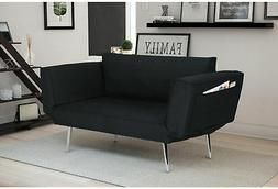 futon sofa bed sleeper convertible loveseat couch