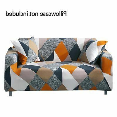 1 2 Seater Cover Stretch Couch