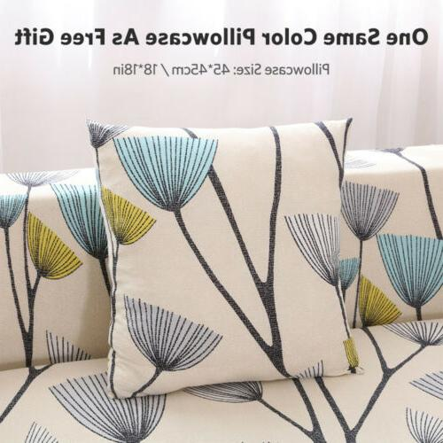 1 2 3 Seater Stretch Chair Sofa Covers Couch Cover Slipcover Protector