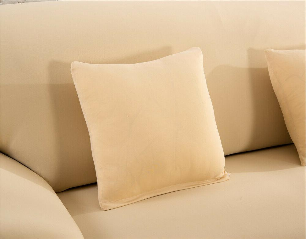 1 2 3 4 Seater Sofa Couch Elastic Slipcover