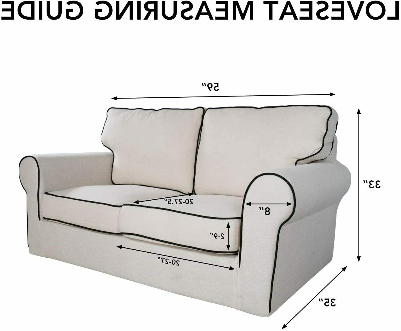 3 Chair Cover Loveseat sofa protect soft washable