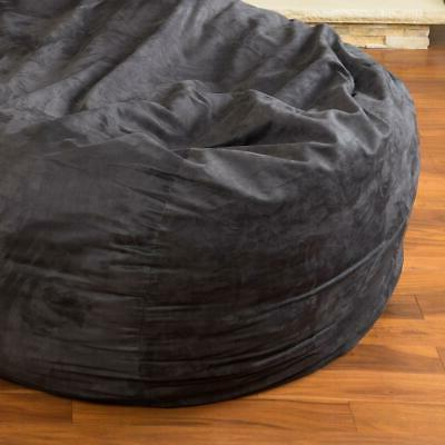 Adult Bean Bag Chair Giant Large Dorm Furniture 8 Sofa Lounge College