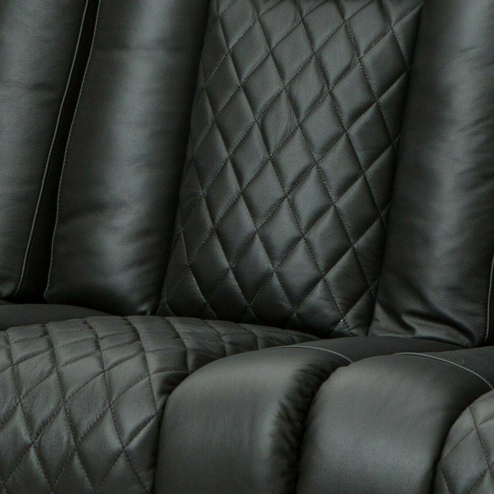 Seatcraft Anthem Leather Theater Seating Seat Chair