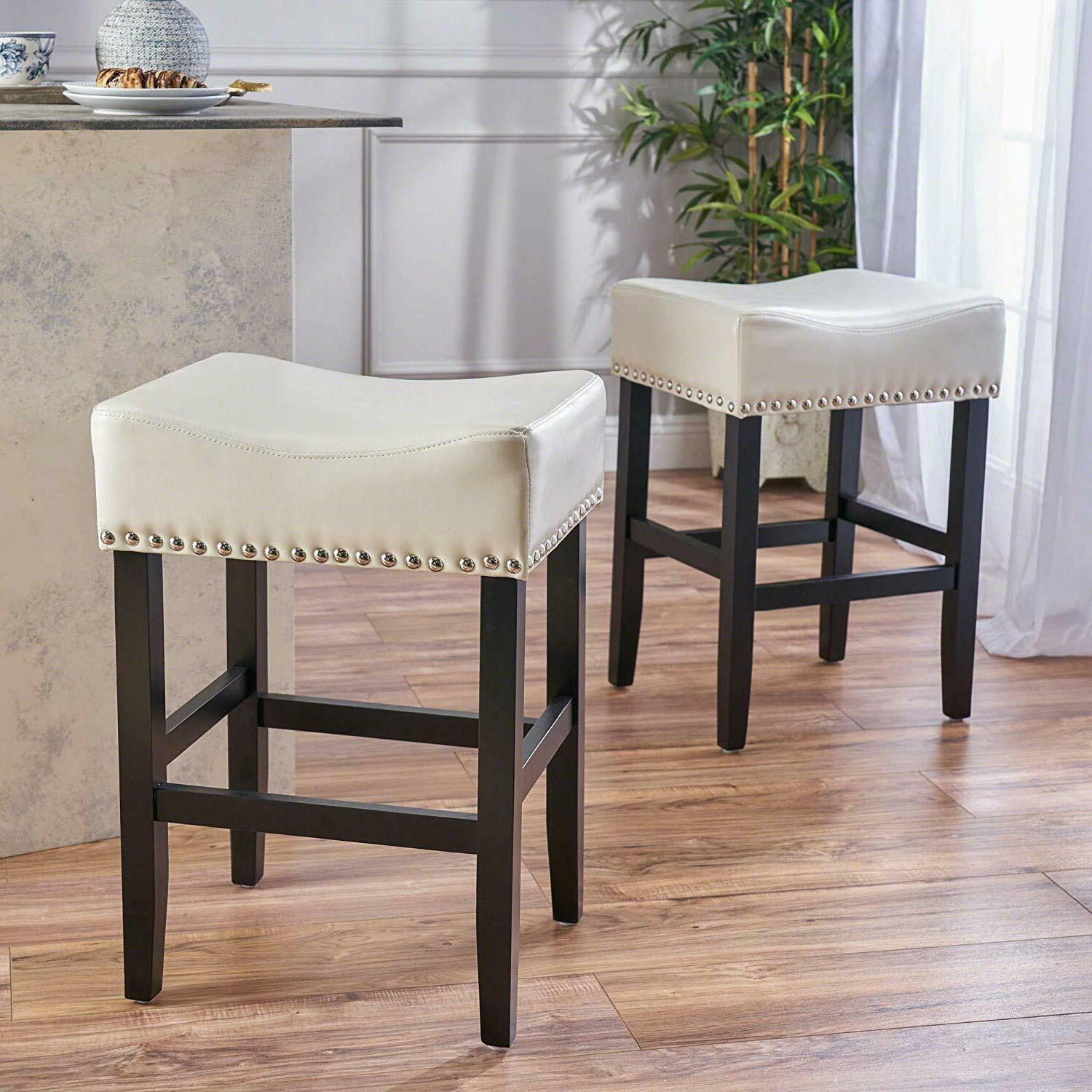 Bar Stools Great Furniture Ivory