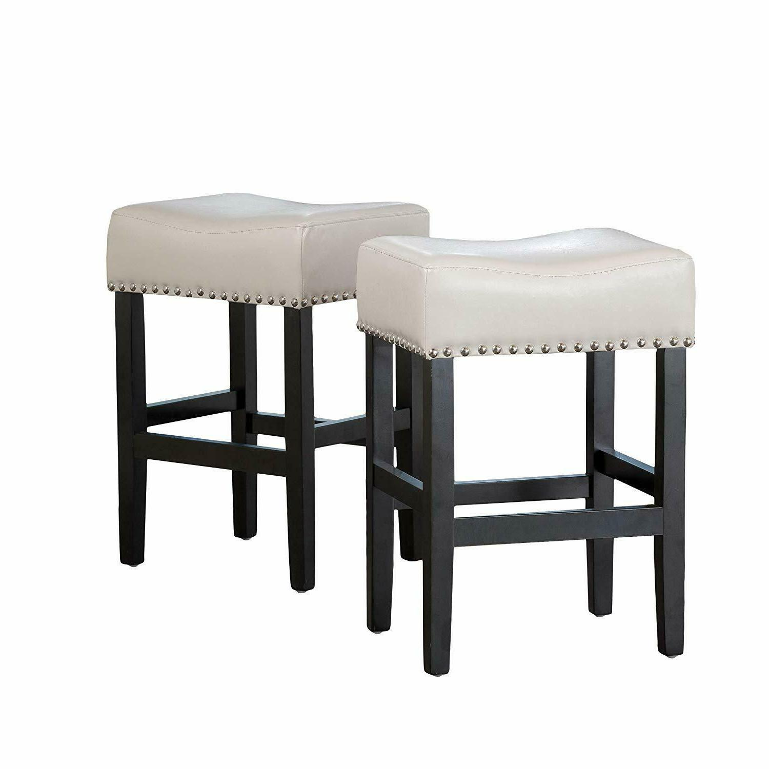 bar stools 238557 chantal backless set of