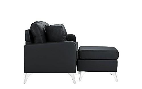 Leather Small Couch