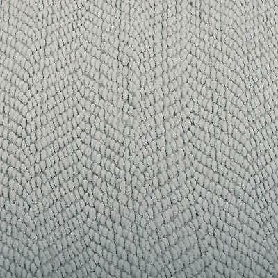 Home Soft Knitted Tweed Cover 60, Silver