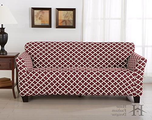 Fit, Resistant, Furniture Cover/Protector Featuring Stretch Twill Fabric. Collection Brand.
