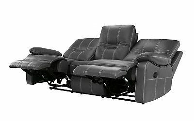 """Recliner Sofa, Couch 83"""" Wide"""