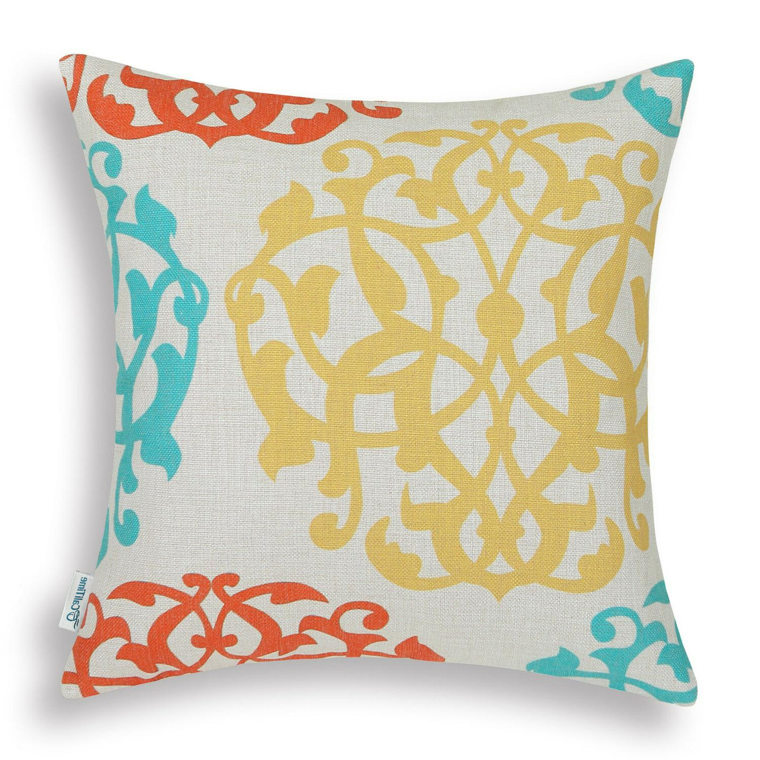 """CaliTime Covers Pillow Cases 18""""X18"""""""