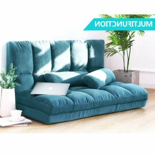 fabric floor sofa bed daybed bed living