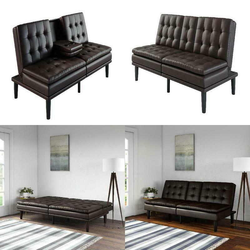 foam sofa bed couch convertible foldable futon