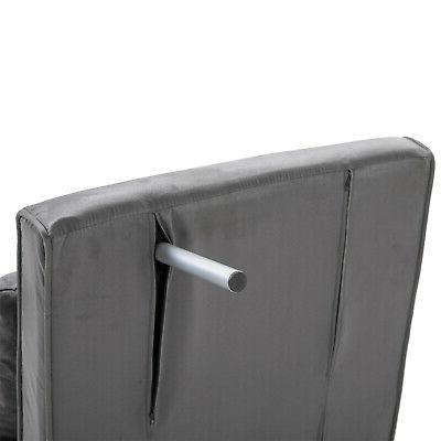 Folding Sleeper Convertible Lounge Couch Pillow 5