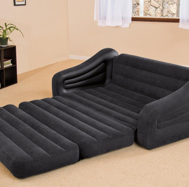 FUTON COUCH BED SECTIONAL SLEEPER ROOM FURNITURE LOVESEAT