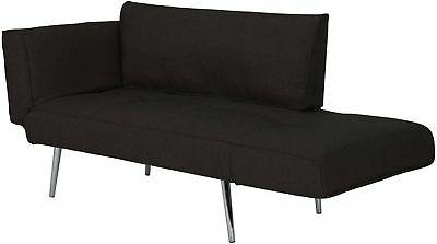 Futon Bed Convertible Couch Black Home