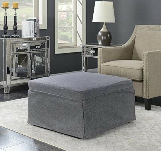 Gray Folding Bed Lounge Bed Sleeper