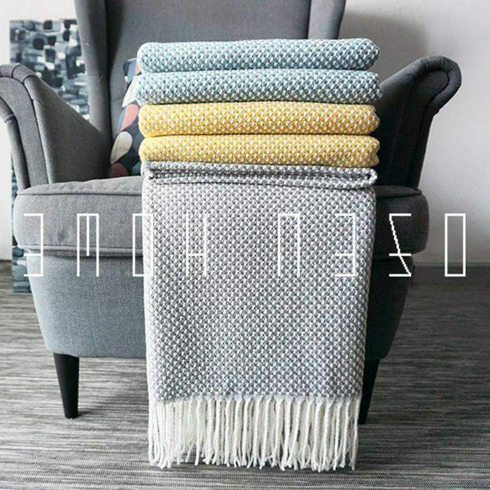 Home Tweed Weighted