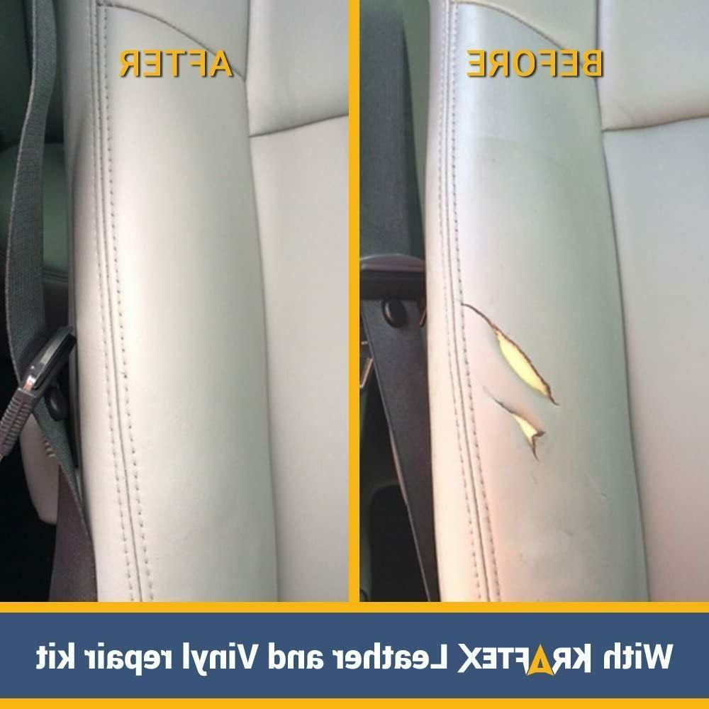 Leather Repair Kit Compound Car Seat
