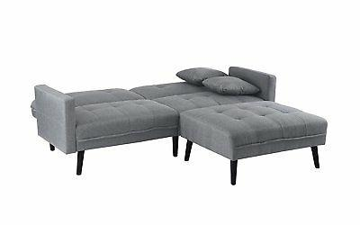 Mid-Century for Living Couch, Light