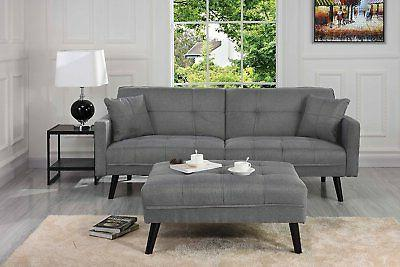 Mid-Century for Couch, Grey
