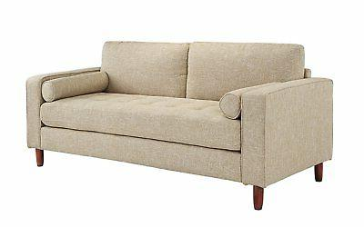 Modern Sofa with Tufted Living