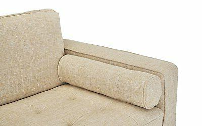 Modern Sofa Tufted Living Room Couch