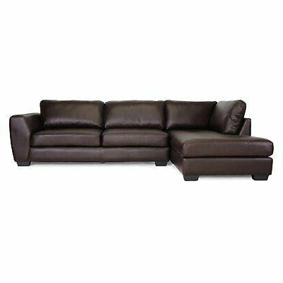 Baxton Studio Orland Sectional Sofa with