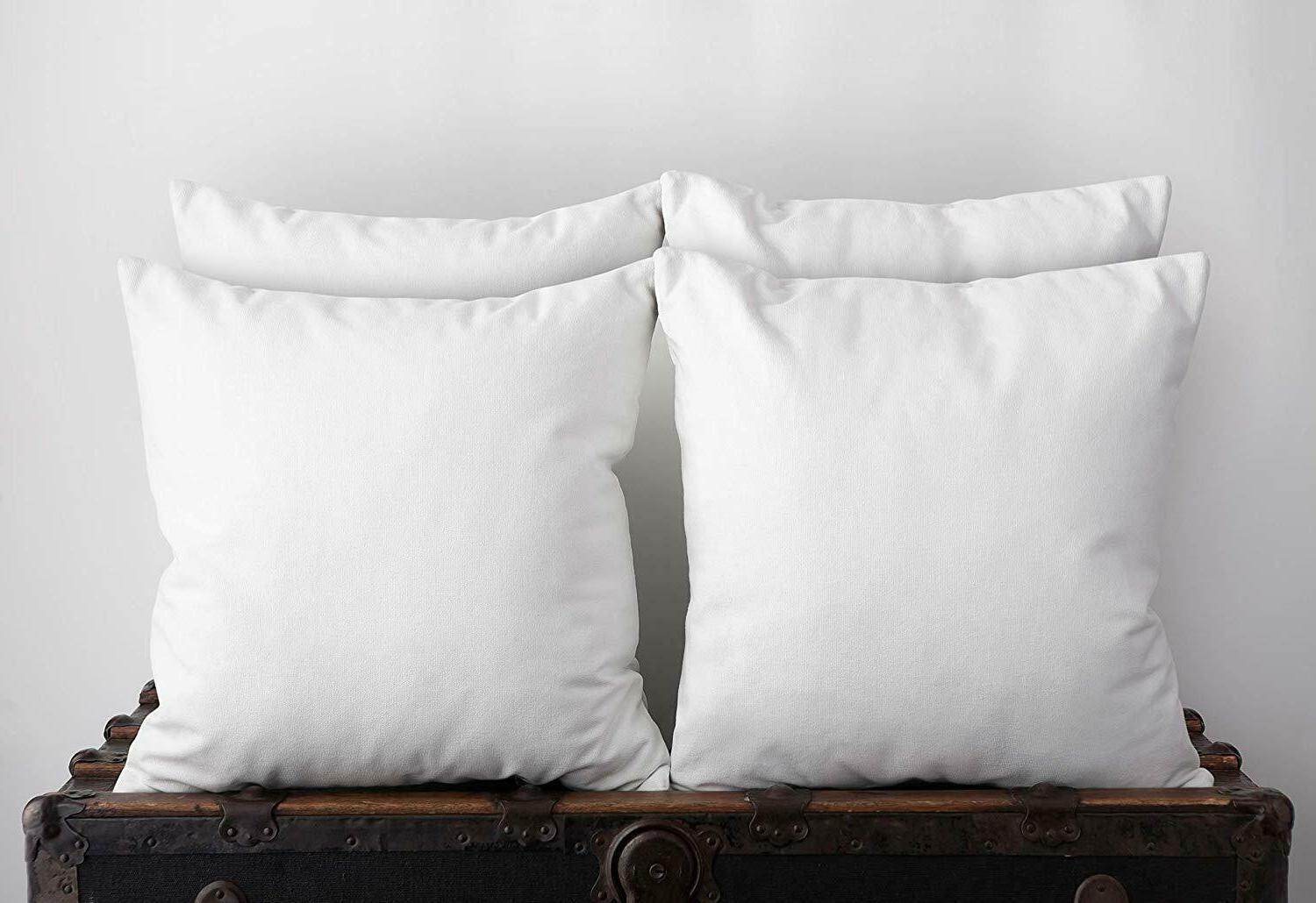 Pack of Pillows Insert Couch Utopia Bedding