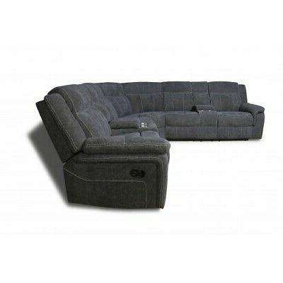 Reclining Motion theatre Cup Grey