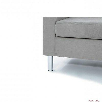 Sectional Modern Couch Home Indoor