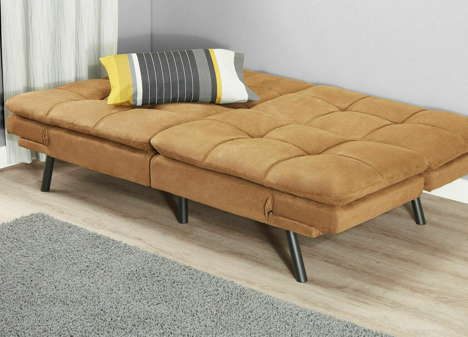 Sleeper Sofa Bed Convertible Couch Modern Futon