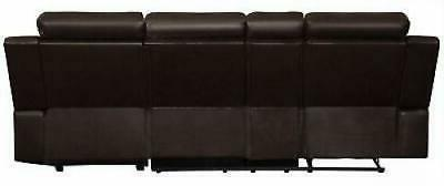 Small Space Recliner Sofa