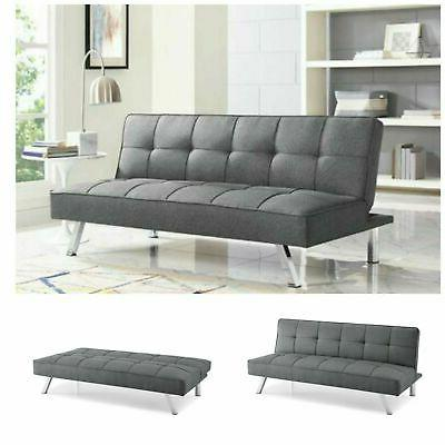 Sofa Bed Sleeper Convertible Couch Modern Living Room Futon