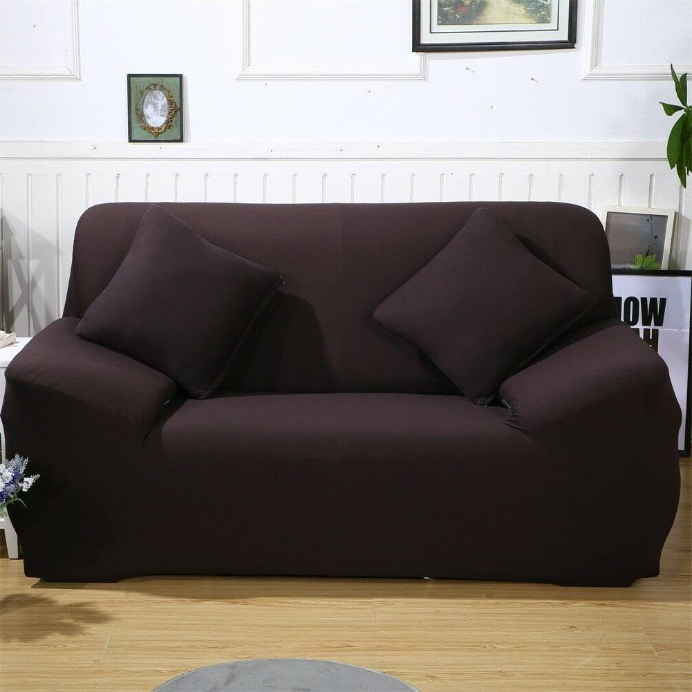 Stretch Sofa Elastic Sectional Protector Couch