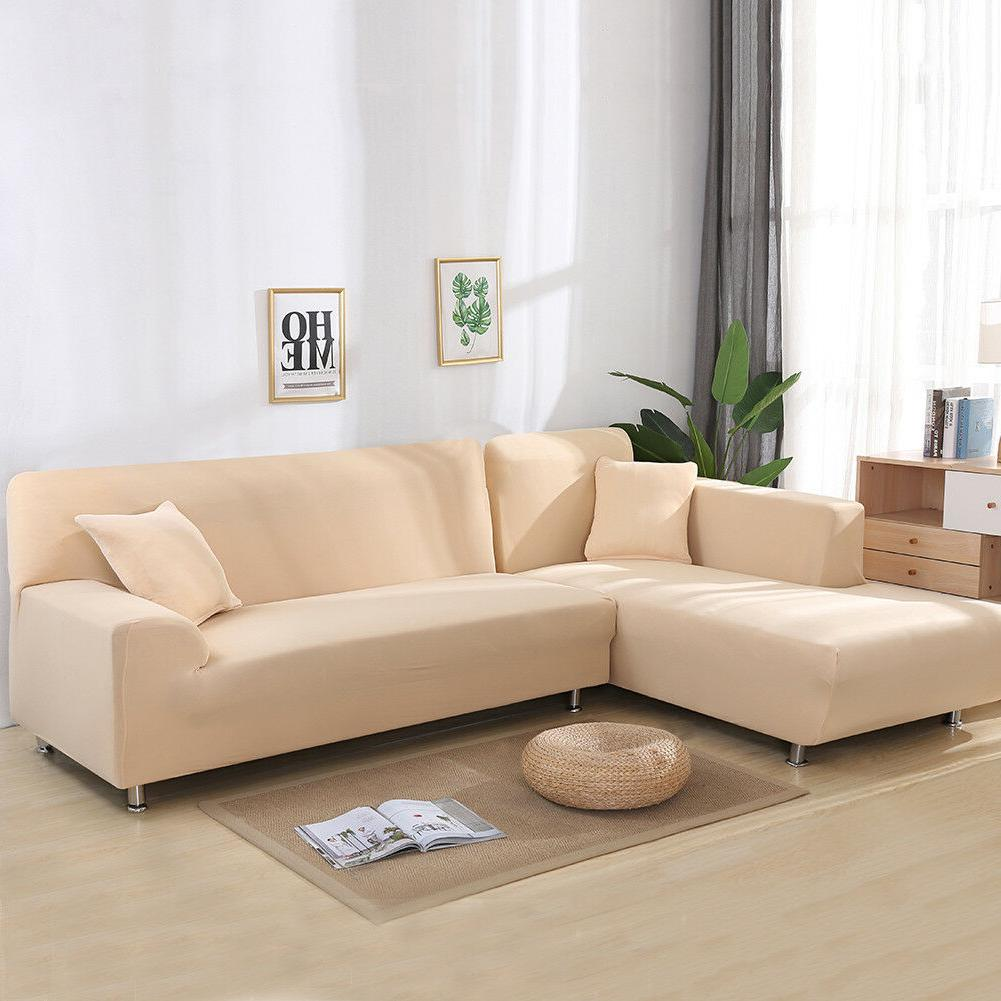 Stretch Fabric Elastic Protector Couch