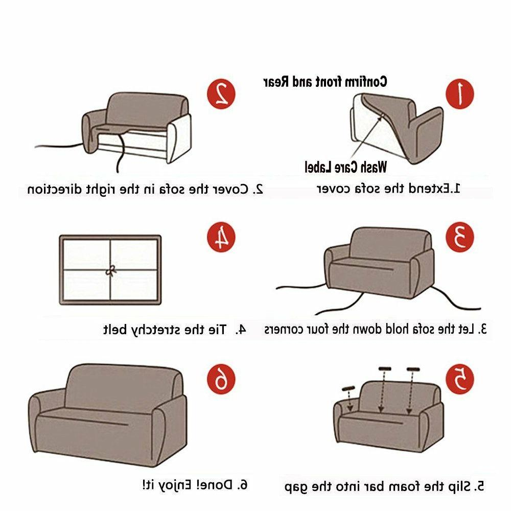 Stretch Cover 3 Seater Protector US