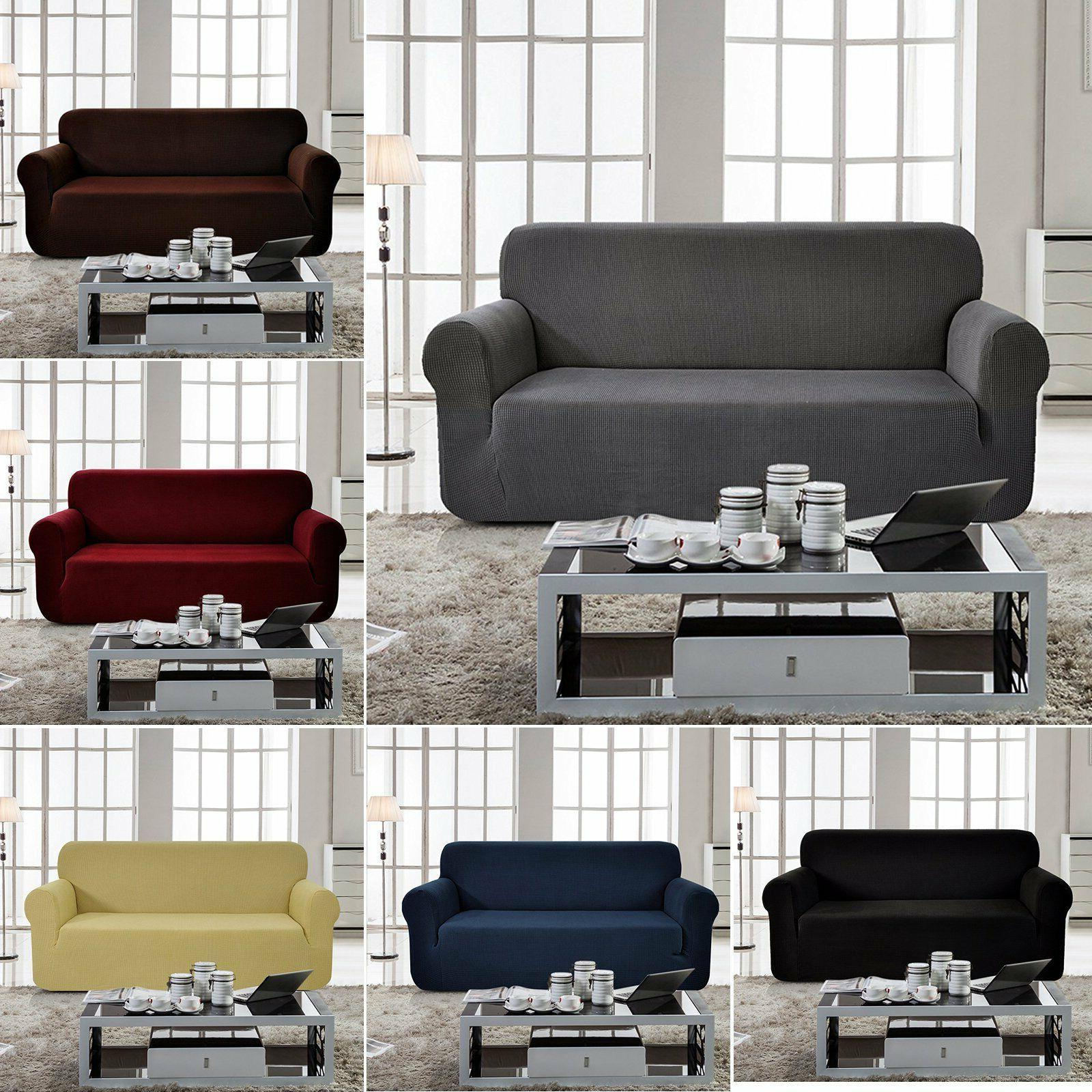 stretch sofa covers couch cover elastic 1
