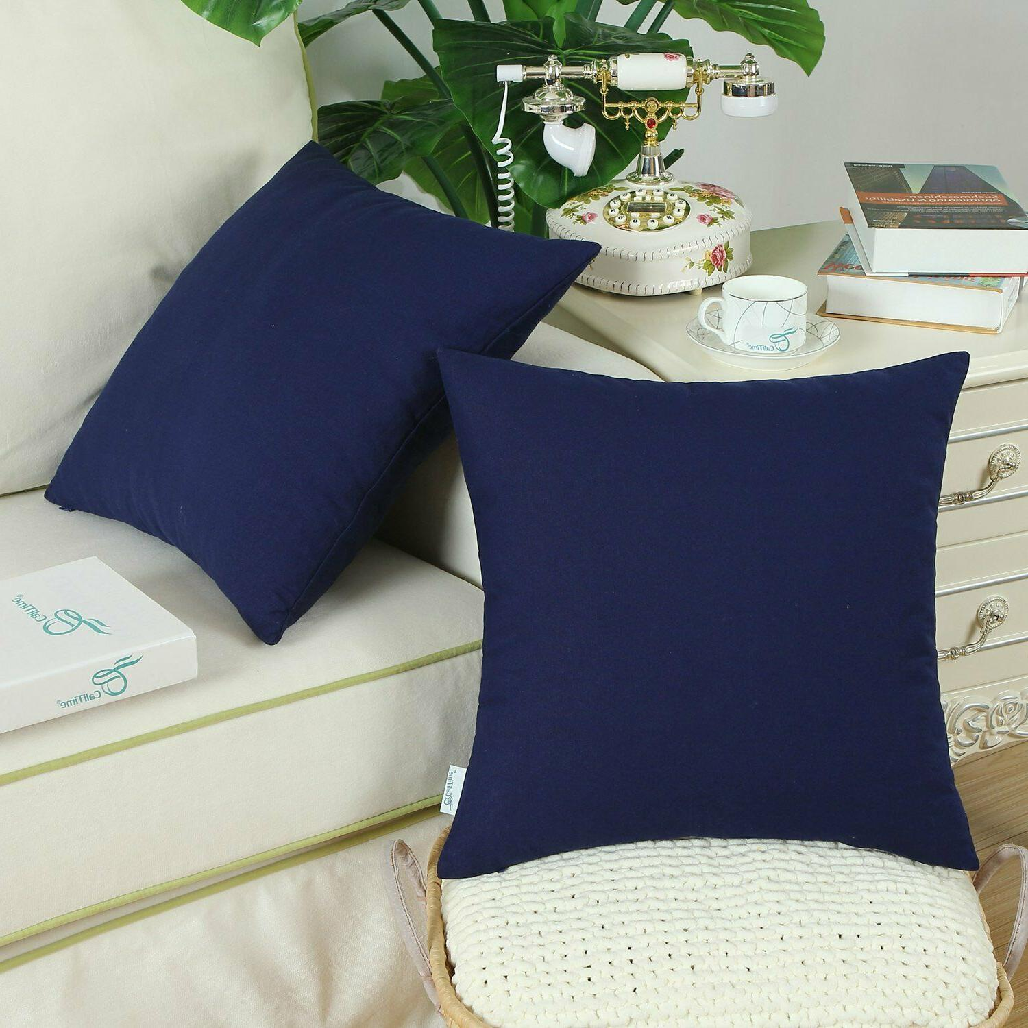CaliTime Throw Cases Couch Sofa Bed,