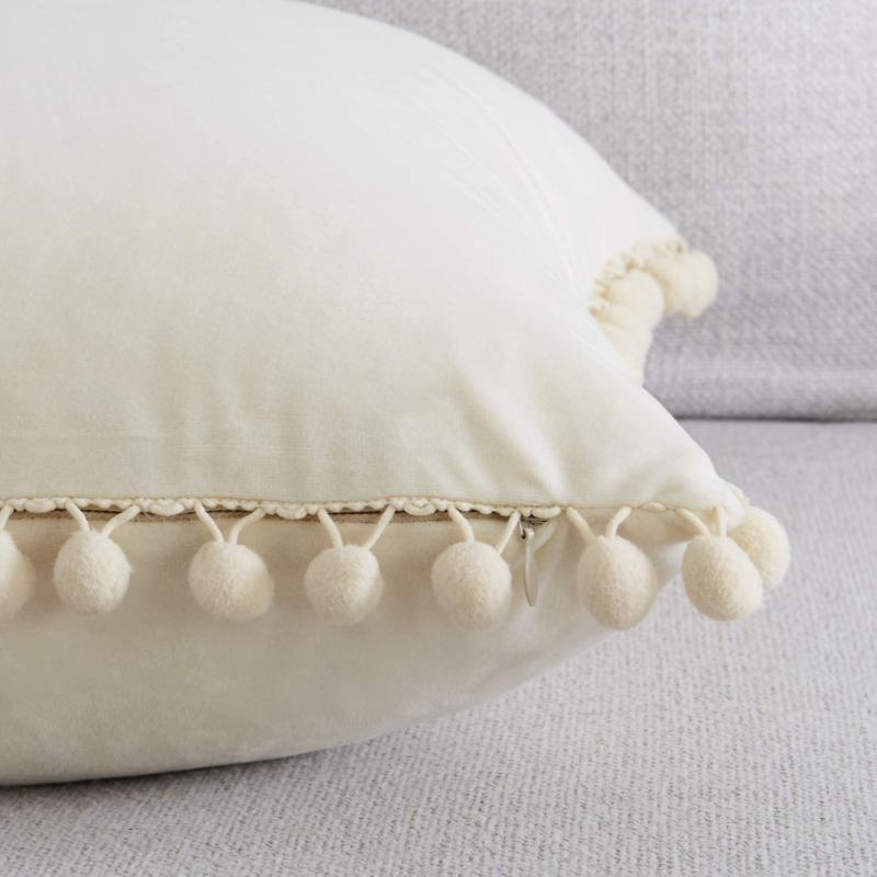 Top Pillow Covers For Couch Bed Soft Particles Sol