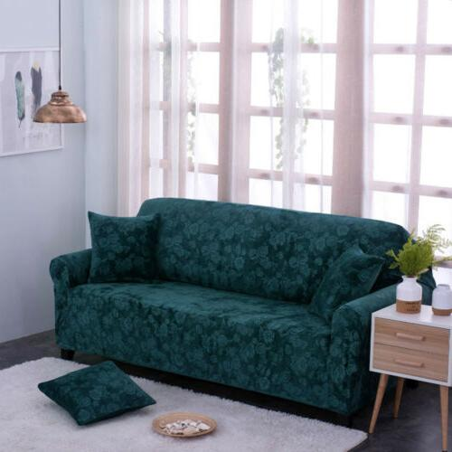 Vintage Embossed Plush Chair Couch