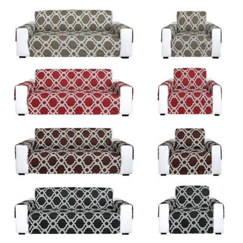 Waterproof Pet Quited Sofa Couch Furniture